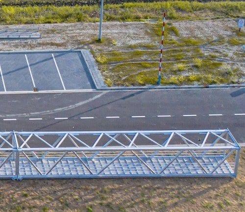 Bridges2000 oplossingen gangways gangway type BO